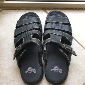 Doc marten sandal